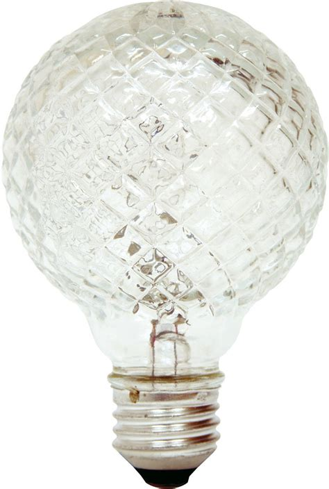Vanity Light Bulb Ge Lighting 16774 40 Watt Halogen Faceted G25 Vanity Light Bulb 1 Pack New F