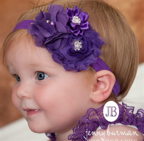 high quality affordable headbands for babies by design handwork solid color false daimond 3 flowers high