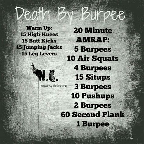 by burpees crossfit summer fitness