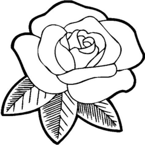 imagenes de una rosa para dibujar faciles dibujos de rosas my blog