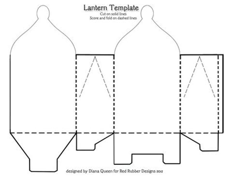 lanterns template search results for paper template printable
