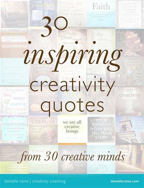 Creative You creativity quotes archives danielle raine creativity