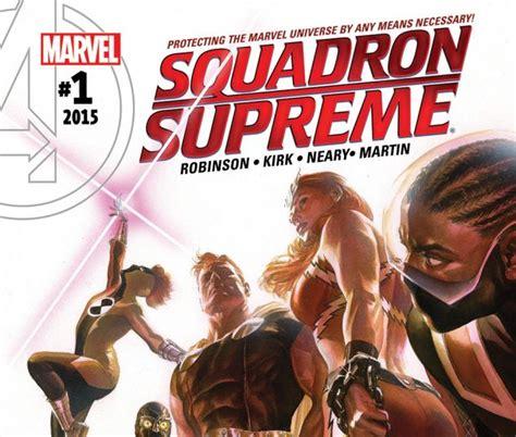 squadron supreme squadron supreme 2015 1 comics marvel
