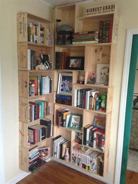 Caisse En Bois Pour Decoration by Diy Recycler Une Caisse En Bois Deco En 40 Id 233 Es