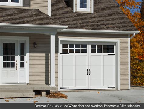 eastman e 12 design from garaga garage doors