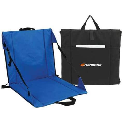 folding seat cushion customized convertible folding stadium seat cushion