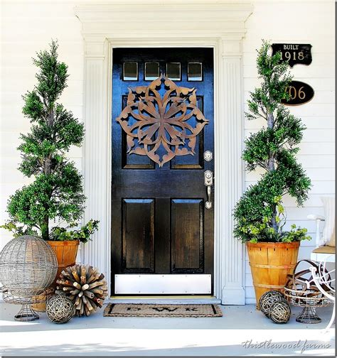 idea front door designs