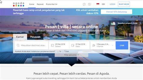 agoda pesawat review situs booking hotel dan penginapan untuk liburan