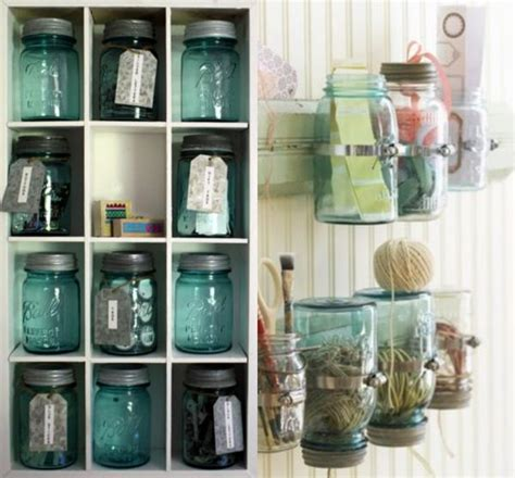 6 ways to decorate with jars
