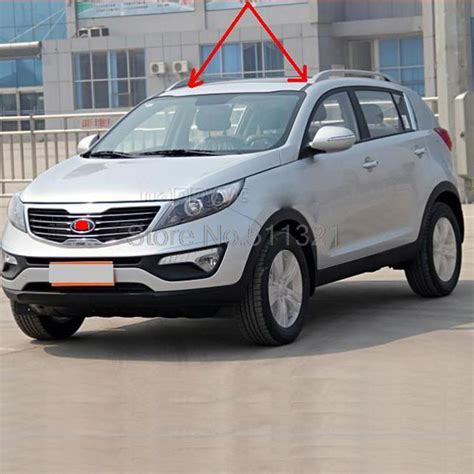 Roof Rack Kia Sportage by Fit For Kia Sportage New 2010 2014 Roof Rack Side Rails