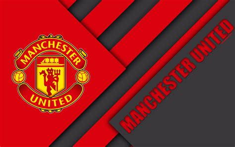 Manchester United Custom Logo 2 wallpapers manchester united mu logo black abstraction premier league