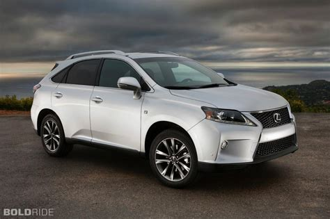 2012 lexus rx 350 information and photos zombiedrive