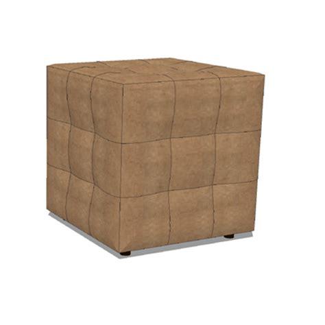 tufted cube ottoman tufted cube ottoman 3d model formfonts 3d models textures