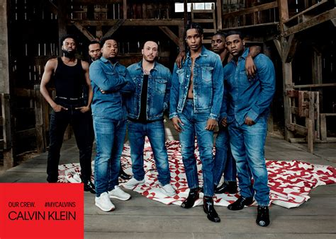Toybox Rocks Our Jewellery Photoshoot Pt2 by Asap Rocky Joined By Asap Mob For Calvin Klein Mycalvins