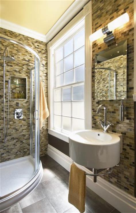 small bathroom design ideas and home staging tips for