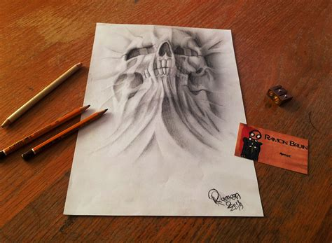 3d Drawing by Amazing 3d Drawings By Ramon Bruin Iceflowstudios