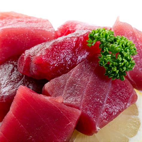 cucinare tonno rosso tea cup di tonno rosso all acqua di umami fresco pesce