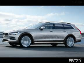 Volvo Is What Country Made Volvo V90 Cross Country Begins Testing