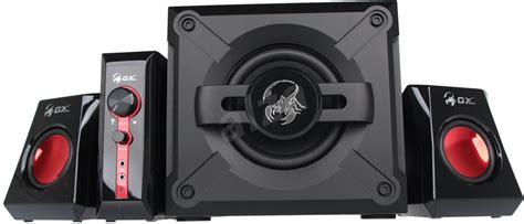 genius sw g2 1 1250 gaming gx gaming genius sw g2 1 1250 black speakers alzashop