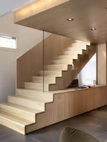 wooden stairs by nimmrichter cda architects interior wood stairs design