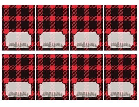 Lumberjack Printables Free