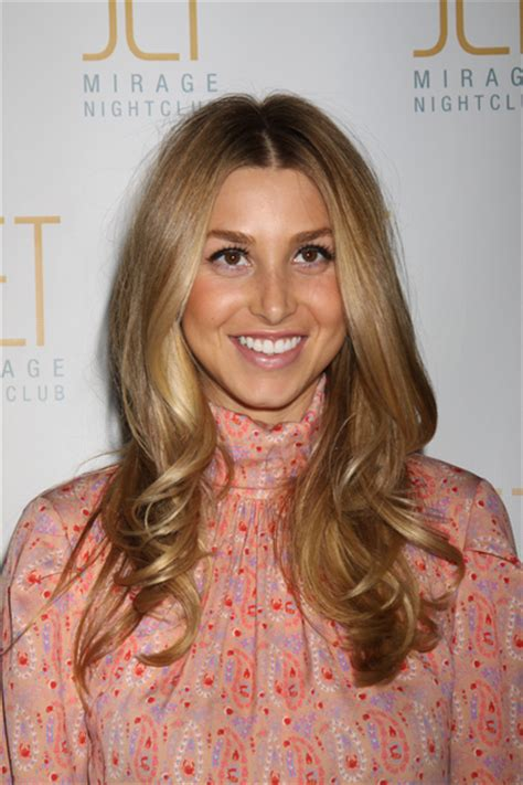 whitney port   straight   curly