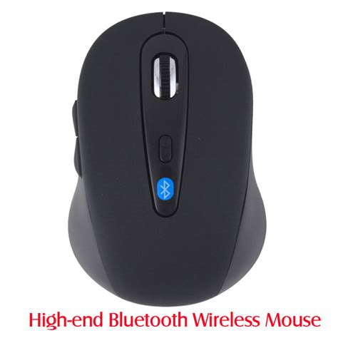 Mouse Bluetooth 3 0 mouse bluetooth 3 0 2 4ghz 1600dpi black
