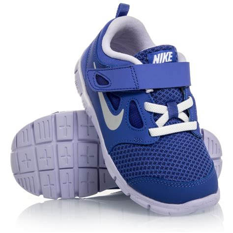 nike kid shoes buy nike free 5 0 tdv toddler running shoes blue