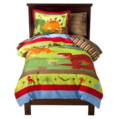 target boy bedding circo 174 roar n stomp quilt set twin