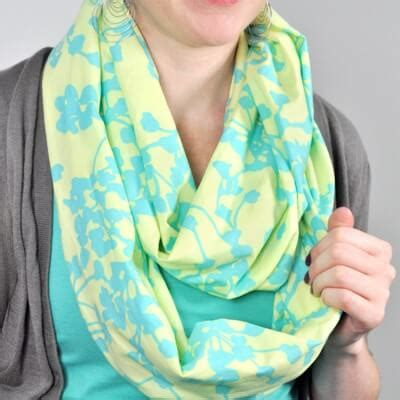 how to make an infinity scarf how to make an infinity scarf ofs maker s mill