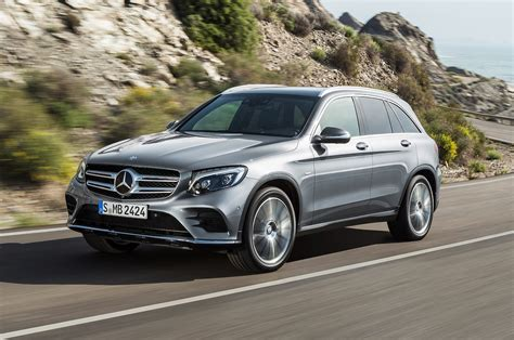 2016 mercedes benz glc class first look motor trend
