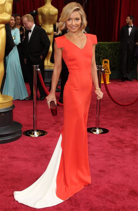 kelly ripa weight 2014 kelly ripa at 86th annual academy awards celebzz celebzz