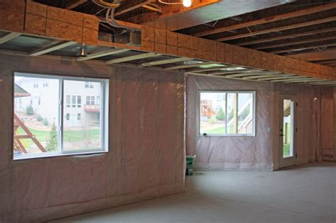 basement soffit framing basement framing and soffit planning teal and lime by