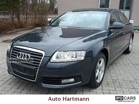 audi a6 modified 2009 audi a6 2 0 tfsi modified navi bi xenon guarantee