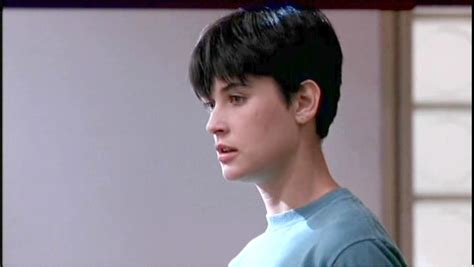 demi moore haircut in ghost the movie photos of demi moore
