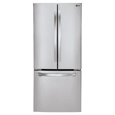 Bottom Freezer Drawer Refrigerator by Samsung Rf217acbp 20 0 Cu Ft Door Bottom Freezer Refrigerator Sears Outlet