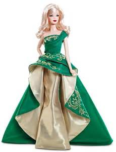doll collector amazon com barbie collector 2011 holiday doll toys games