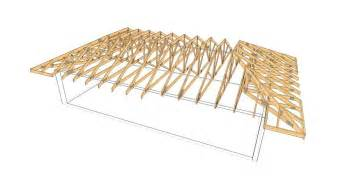 Hip Truss Roof Image Gallery Hip Roof Trusses