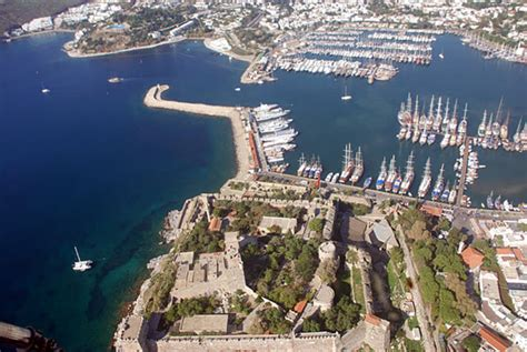 bodrum peninsula travel guide sale bodrum castle ariel view turkey bodrum travel guide turkey