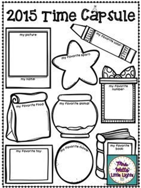 new year 2015 children s facts elementary personal time capsule search