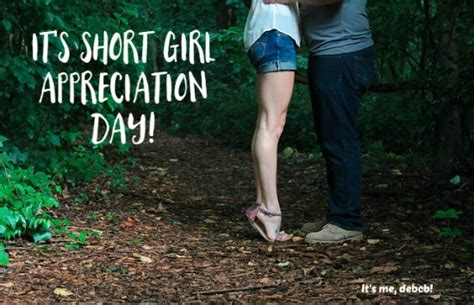national short people appreciation day short girl appreciation day 2017 national days