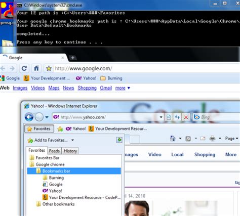 chrome export bookmarks export chrome bookmarks to ie favorites with jsoncpp