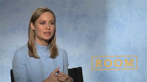 Room With Brie Larson Room Interviews Brie Larson And Jacob Tremblay