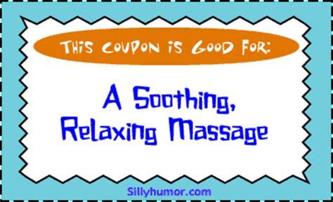 printable love massage coupons massage coupon