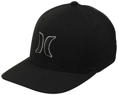 hurley black suits outline hat cool grey for sale at