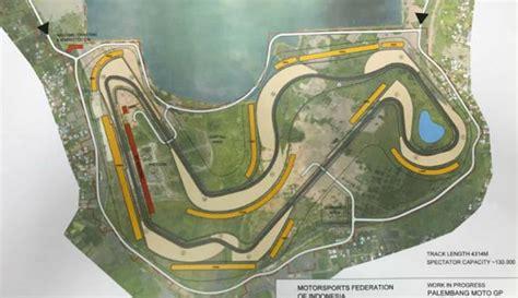 Alarm Motor Di Palembang rancangan sirkuit motogp di palembang trip jalan jalan