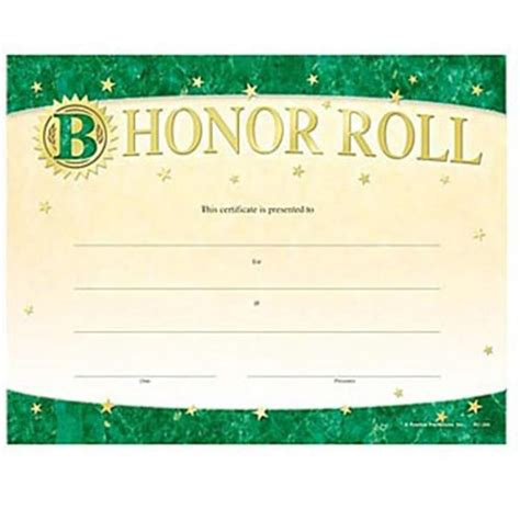 a b honor roll certificate template a b honor roll certificate template best free home