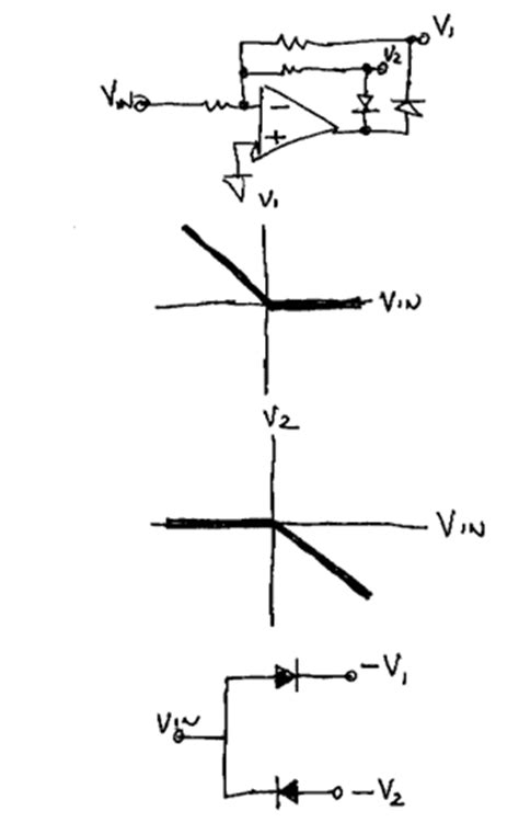 ideal diode rectifier the jim patchell ideal diode tutorial page