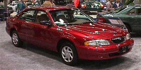 car owners manuals for sale 1998 mazda 626 interior lighting 1998 mazda 626 iseecars com