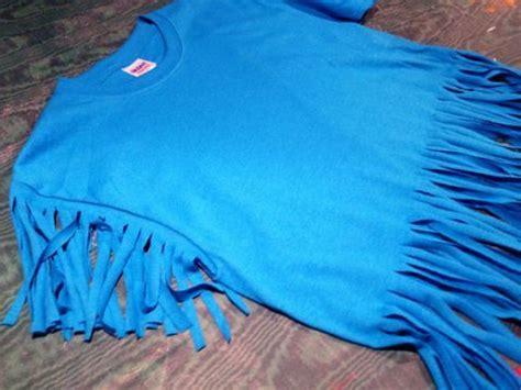 Diy Fringe T Shirt Ambrosia Best 25 Fringe T Shirts Ideas On